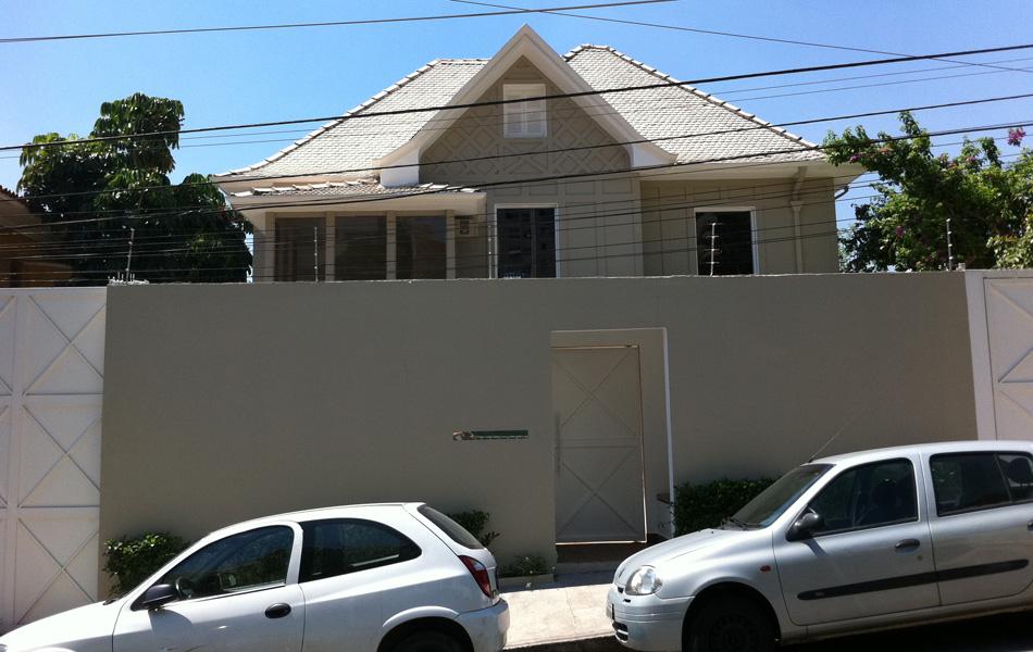 Casa onde ocorreu crime no bairro de Perdizes, Zona Oeste de São Paulo.