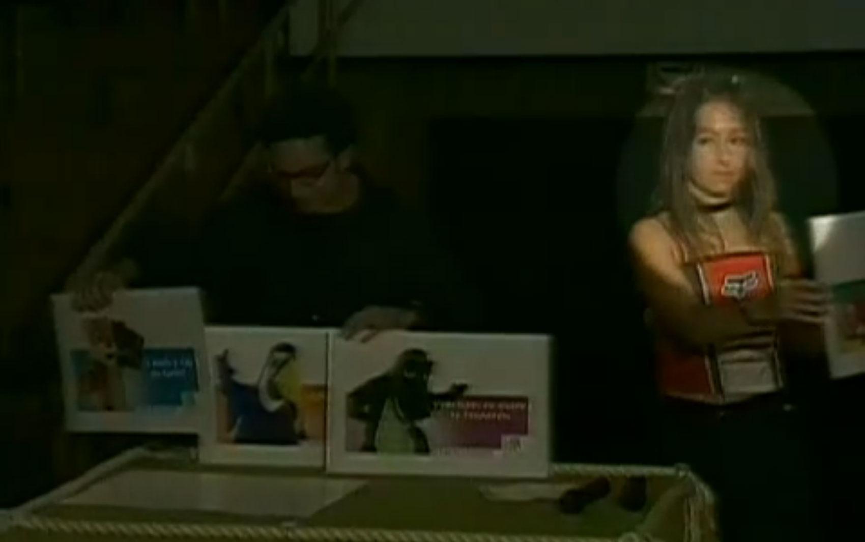 Alessandra Fátima Troitiño, madrasta de Gil Rugai morta em 2004, em imagem de arquivo