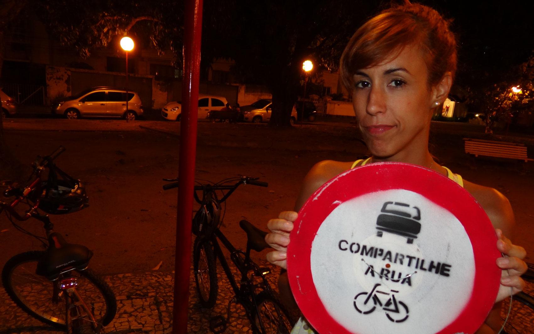 Carioca Rosa Antunes disse que vai levar ideia para sua cidade