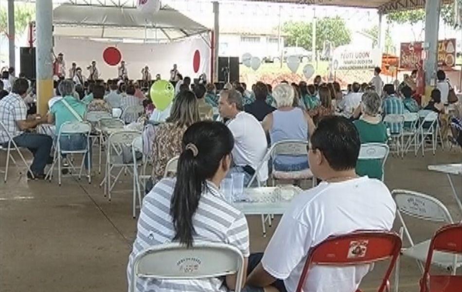 Japan Fest reuniu cerca de 65 mil pessoas nos quatro dias de evento em Marília