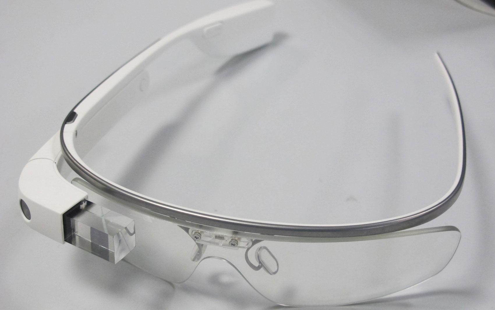 Google Glass, os óculos do futuro do Google
