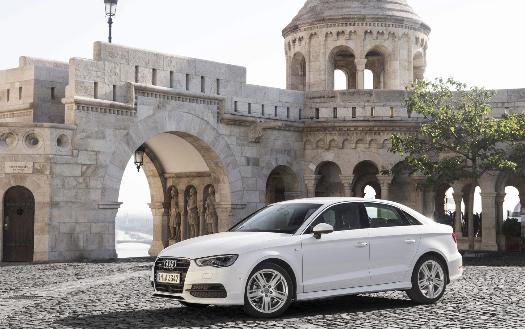 Audi A3 Sedan estreia no Brasil no segundo trimestre de 2014