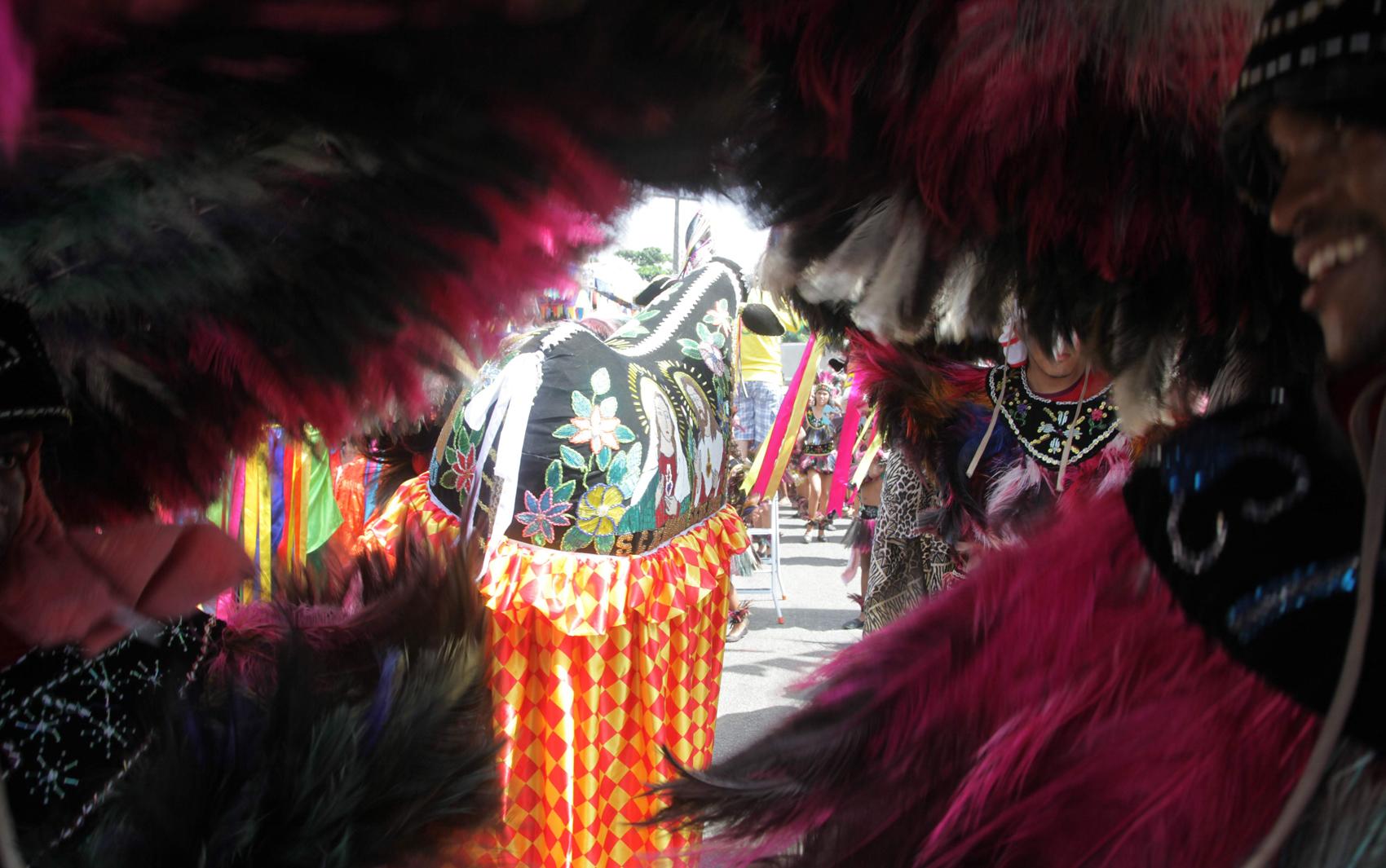 Em São Luís, grupos de bumba-boi  participaram de homenagem a São Marçal