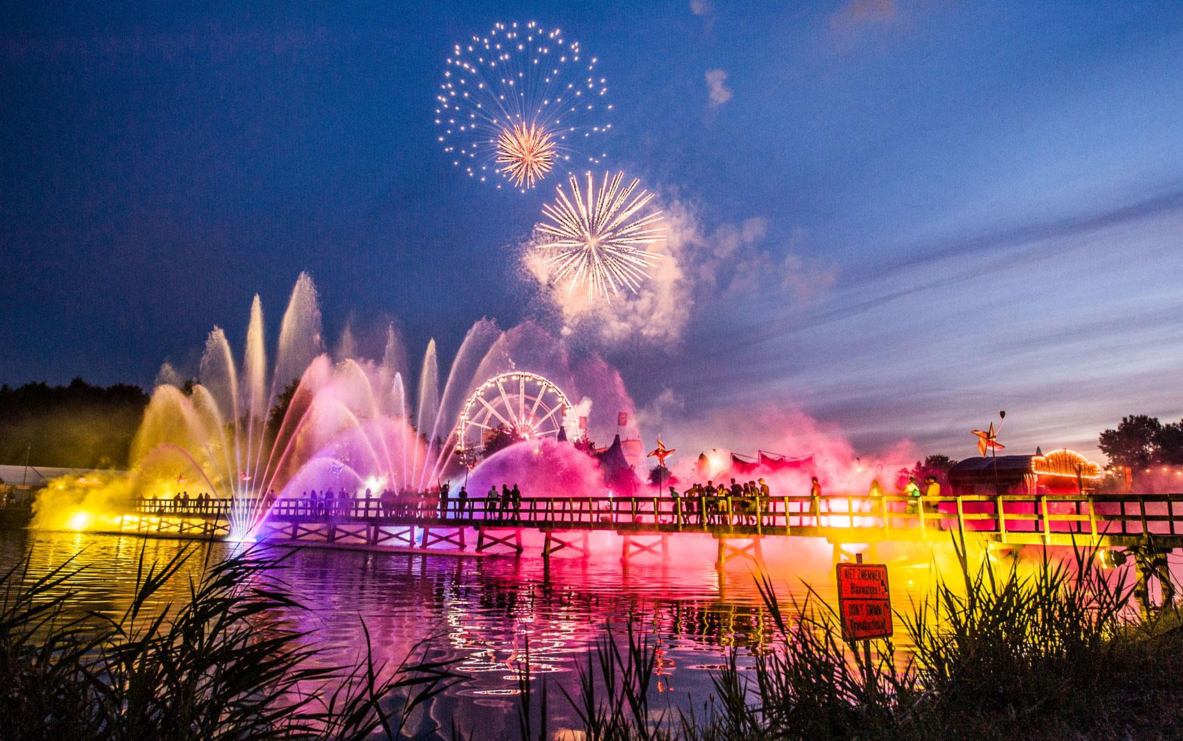 Extremamente FOTOS: Tomorrowland 2013 reúne fãs de música eletrônica - fotos em  PO41