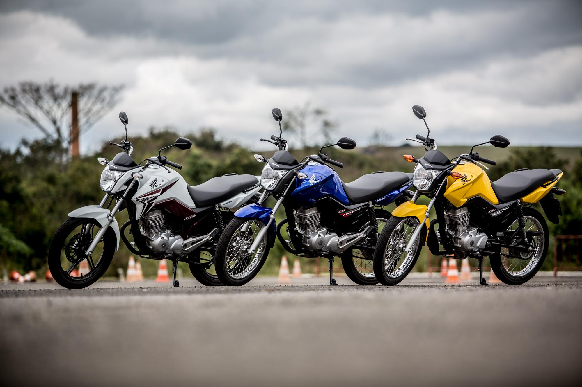 Novas gerações de Honda CG 150 Titan, 150 Fan e 125 Fan