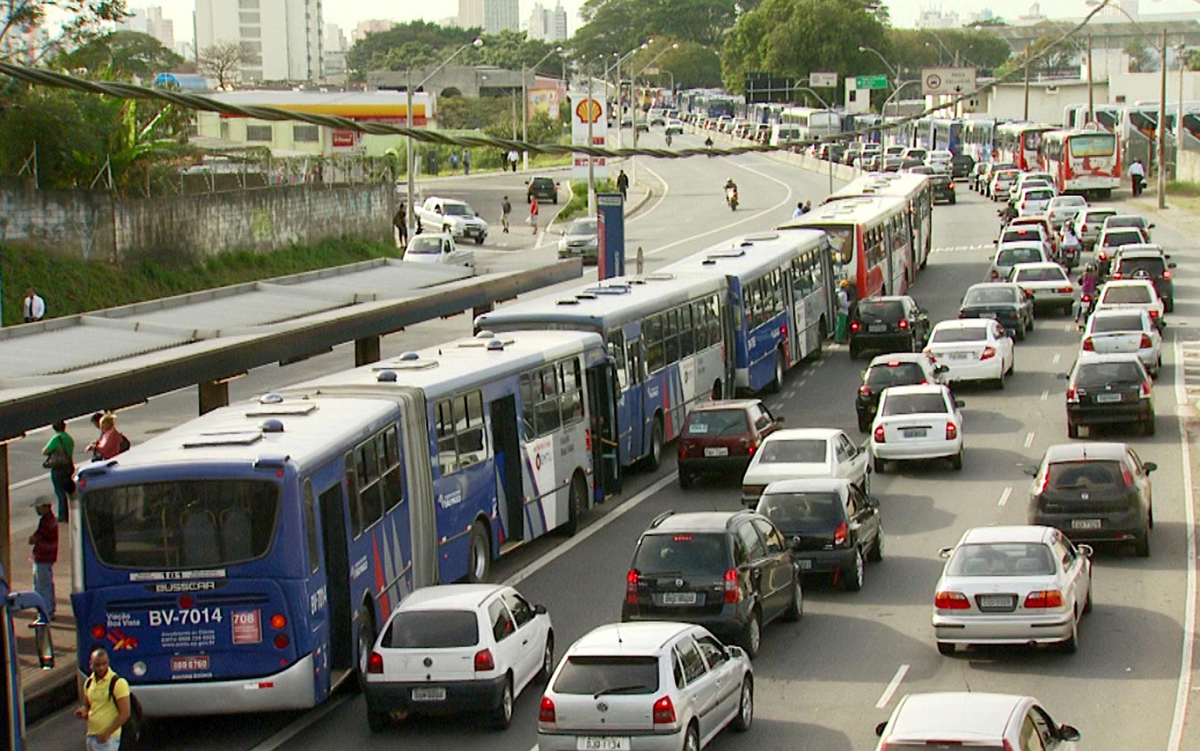 A paralisação dos rodoviários de salvador e seus impactos no cotidiano dos alunos do cpm lobato 1