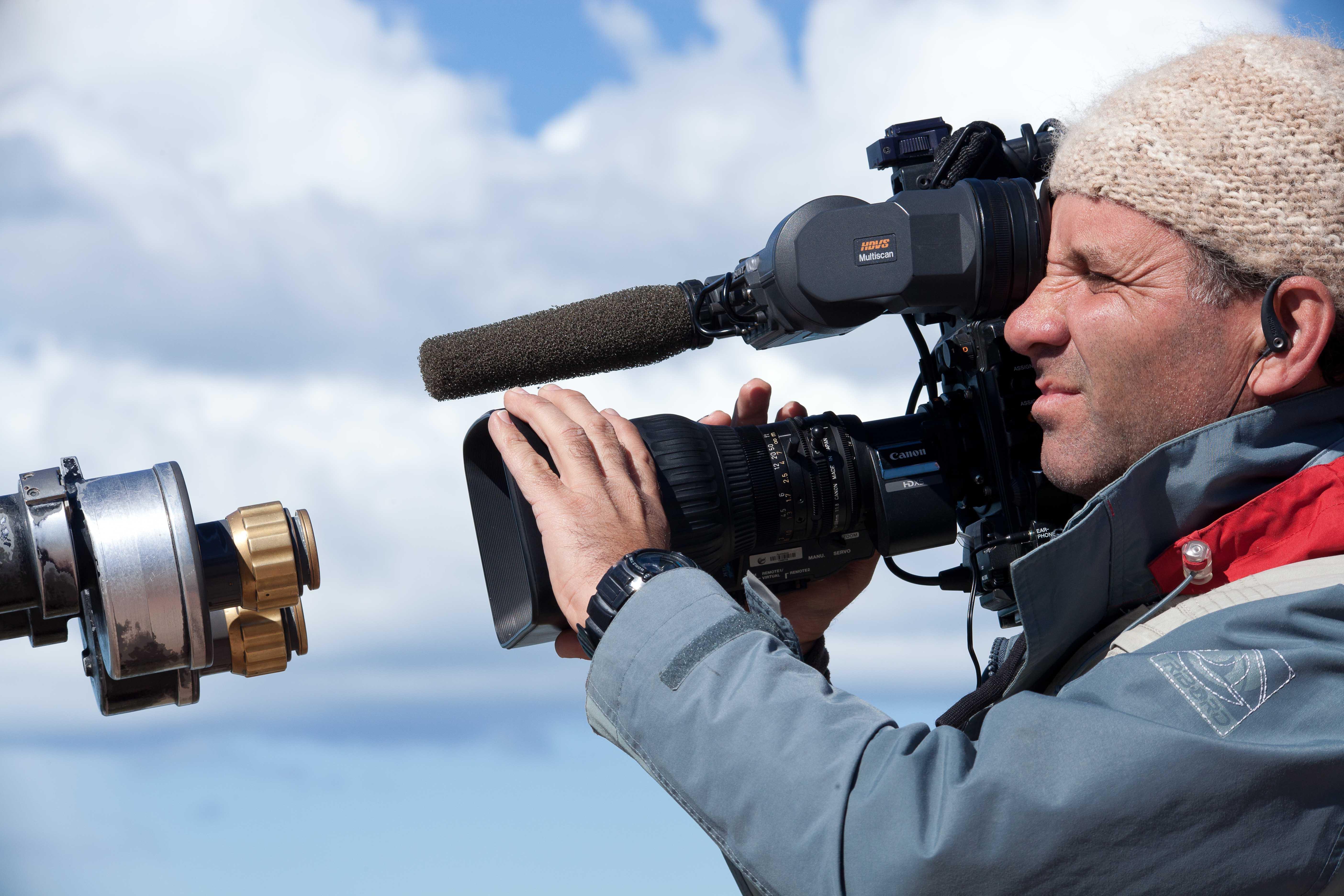 Globo Repórter - Patagônia argentina - Tony Mendes capricha no detalhe