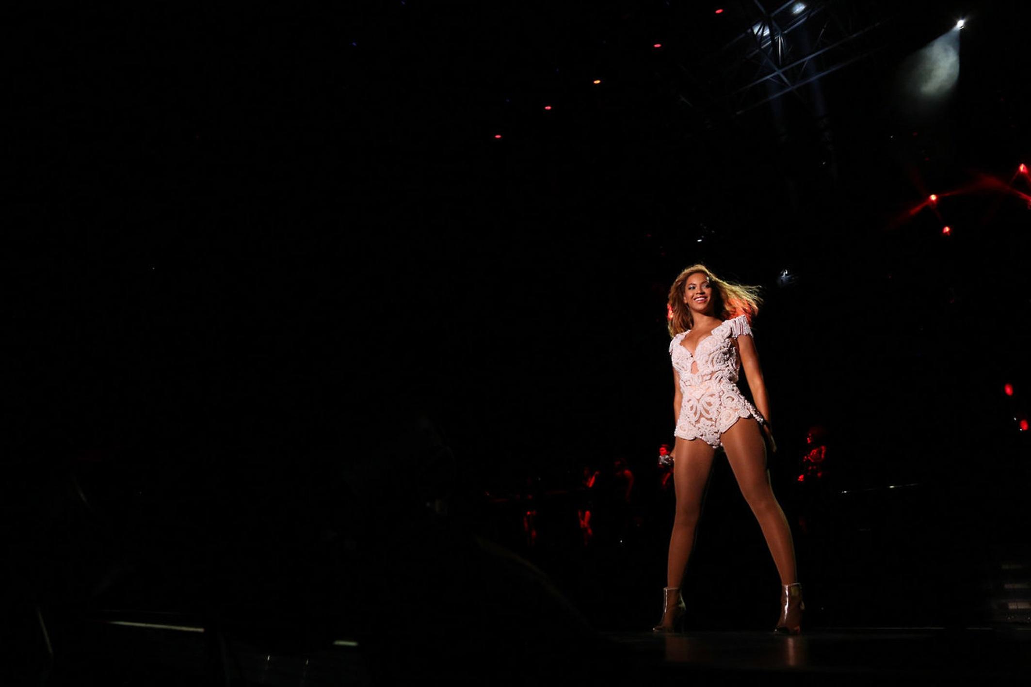 Beyoncé passou cerca de 10 horas no Ceará; ela viajou a Belo Horizonte logo após o show em Fortaleza