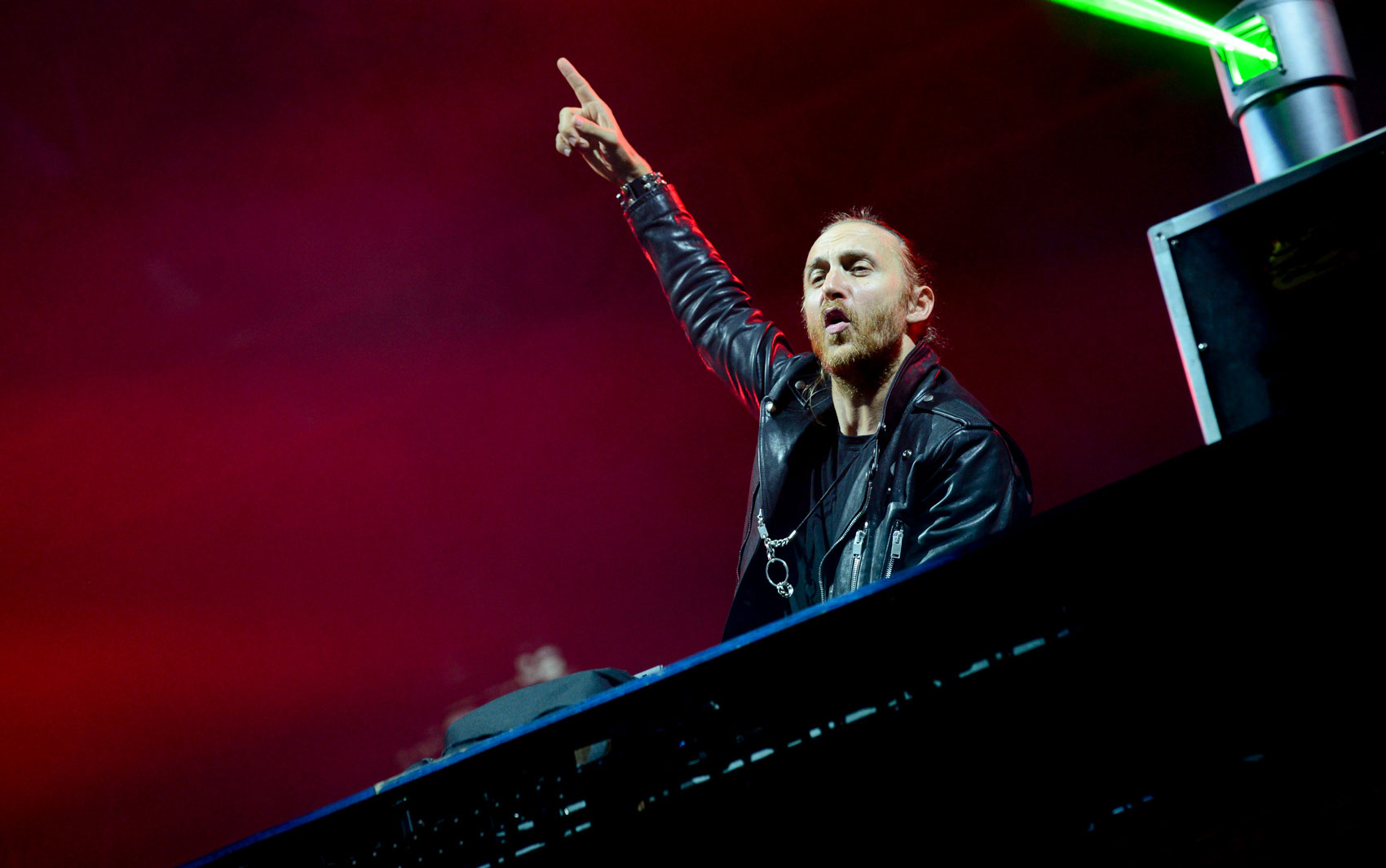 David Guetta discoteca no Palco Mundo do Rock in Rio 2013