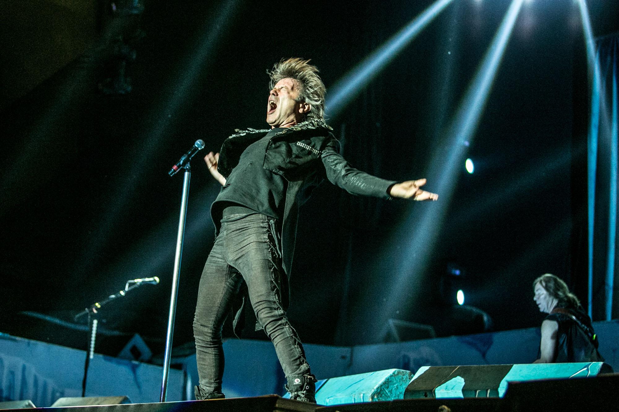 Iron Maiden fez show em São Paulo antes da apresentação no Rock in Rio