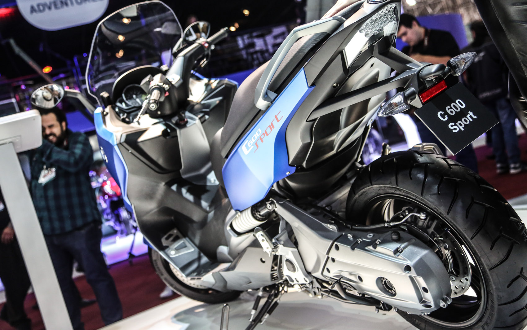 Maxiscooter BMW C 600 Sport