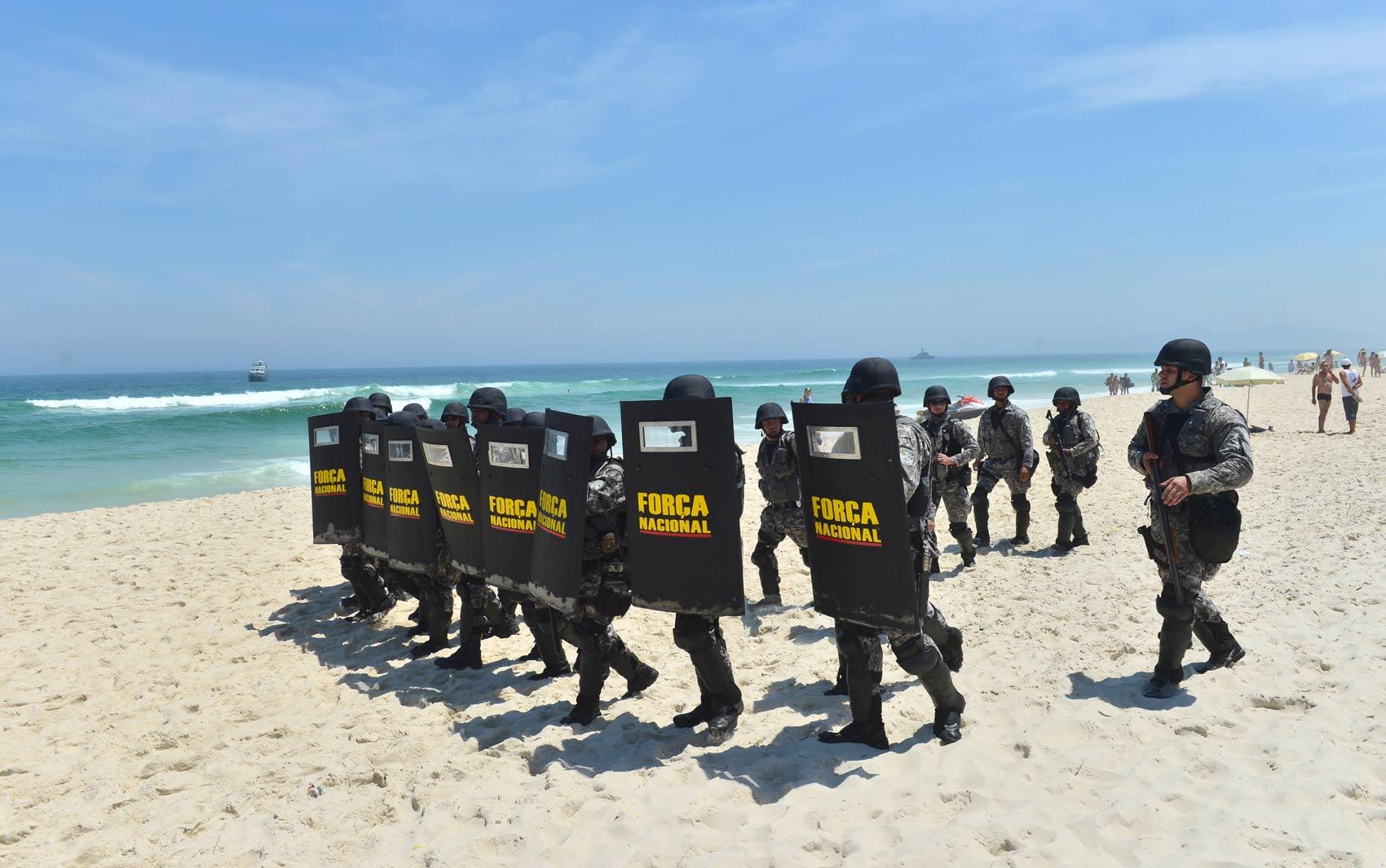 FOTOS: Leilão do campo de Libra no Rio fotos em Economia g1 #2A69A1 1700 1065