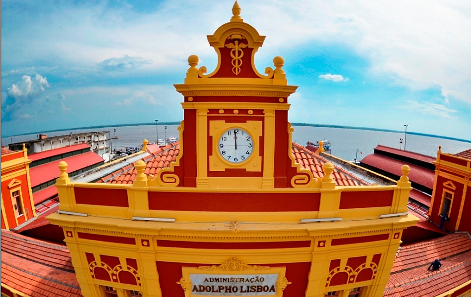 Mercado Municipal Adolpho Lisboa reabre para a população nesta quinta-feira (24), aniversário de 344 anos de Manaus