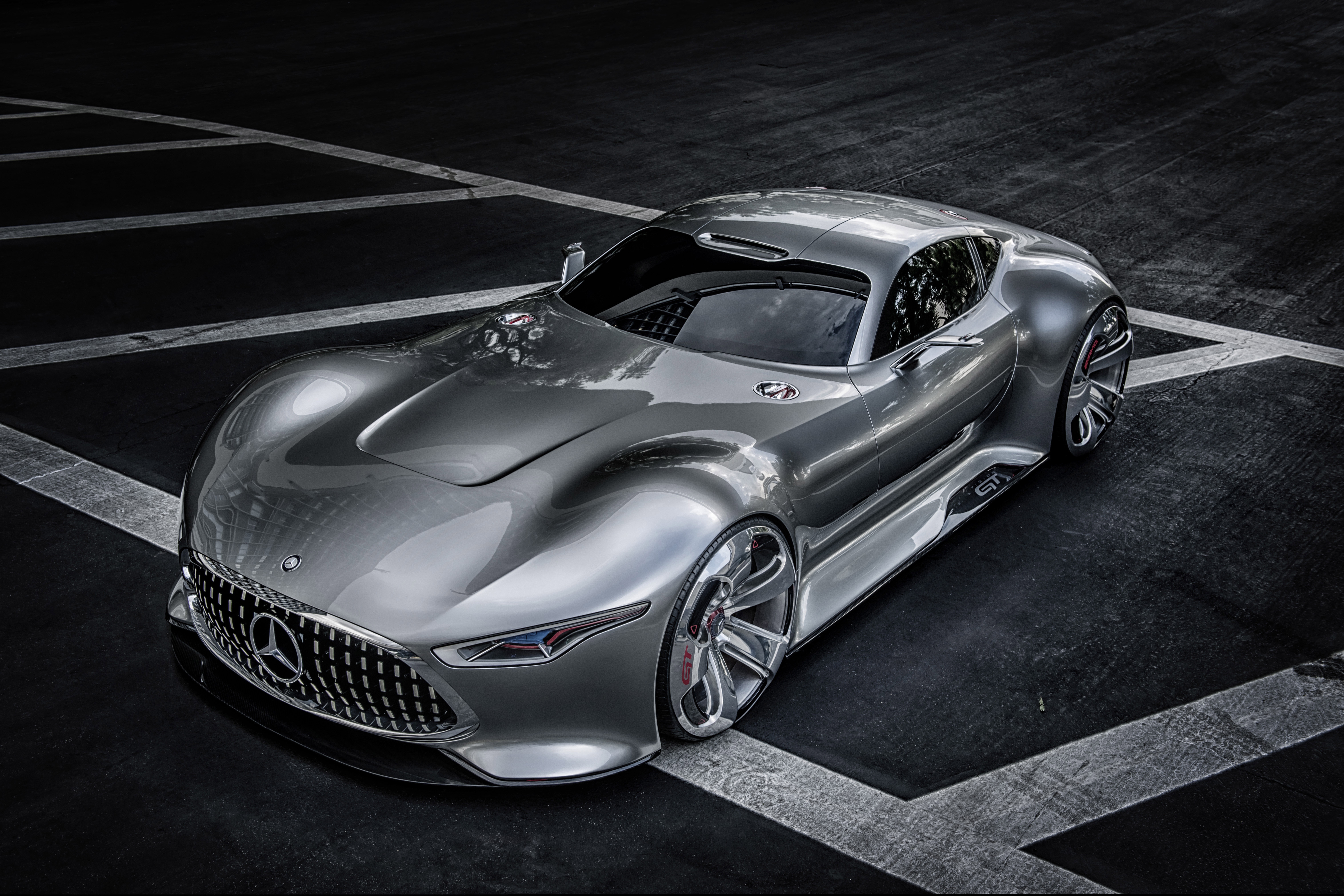 Awesome Mercedes Benz AMG Vision Gran Turismo