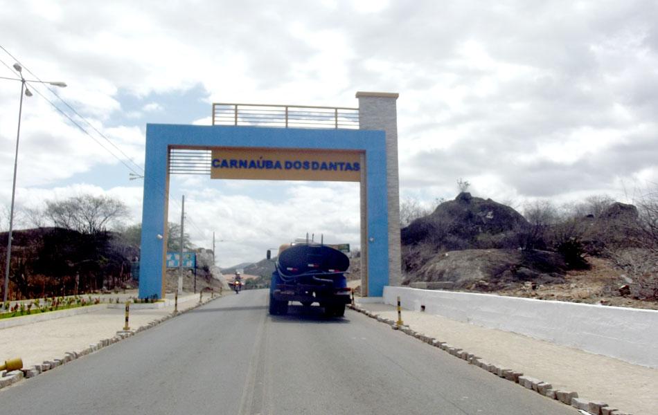 Cidade de Carnaúba dos Dantas, no Seridó potiguar, é uma das nove em colapso no abastecimento d'água