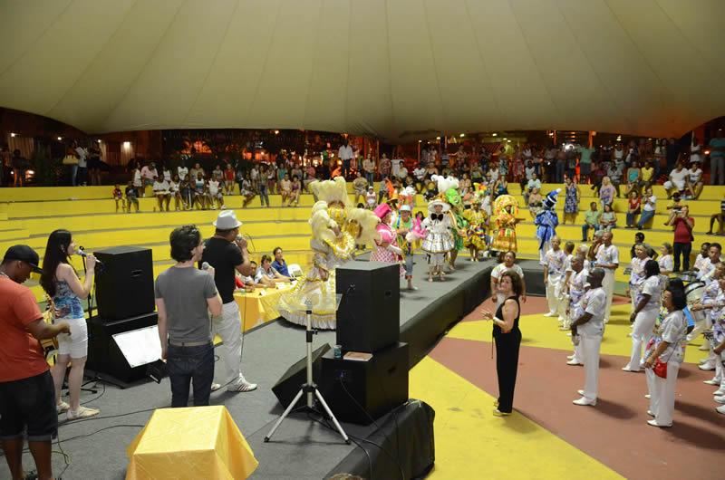 Escolha do samba enredo do Bloco da Vida para o Carnaval 2014