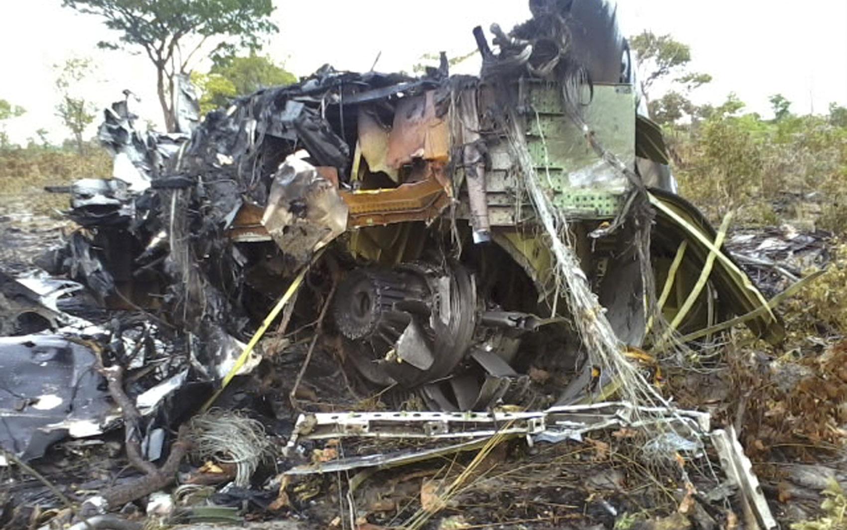 Queda de avião mata 33 na Namíbia