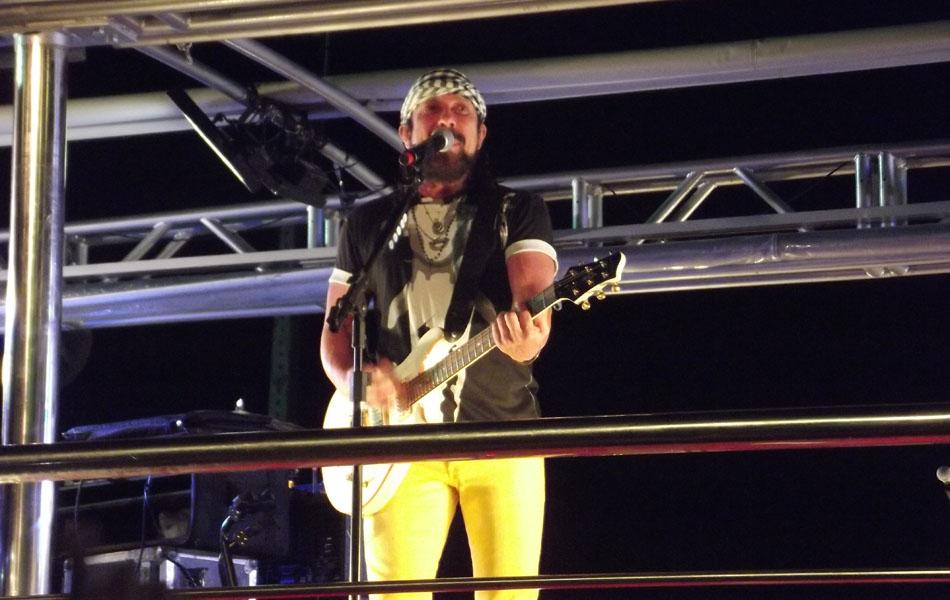 Cantor Bell Marques fez seu último show, a frente do Chiclete com Banana, no Rio Grande do Norte