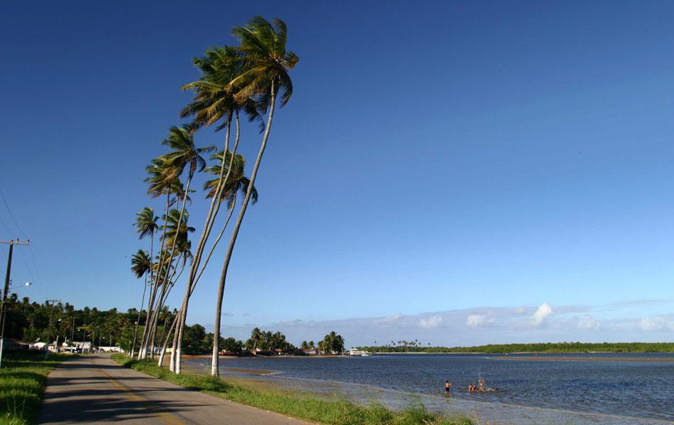 Praia de Barra de Cunhau
