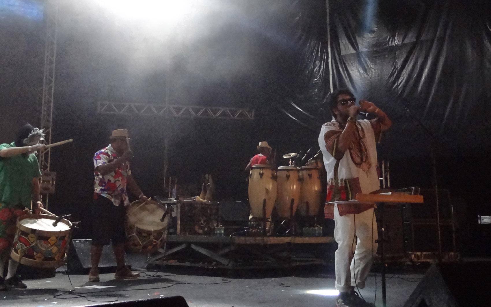 Após dois anos longe dos palcos, Nação Zumbi se apresenta no carnaval do Recife