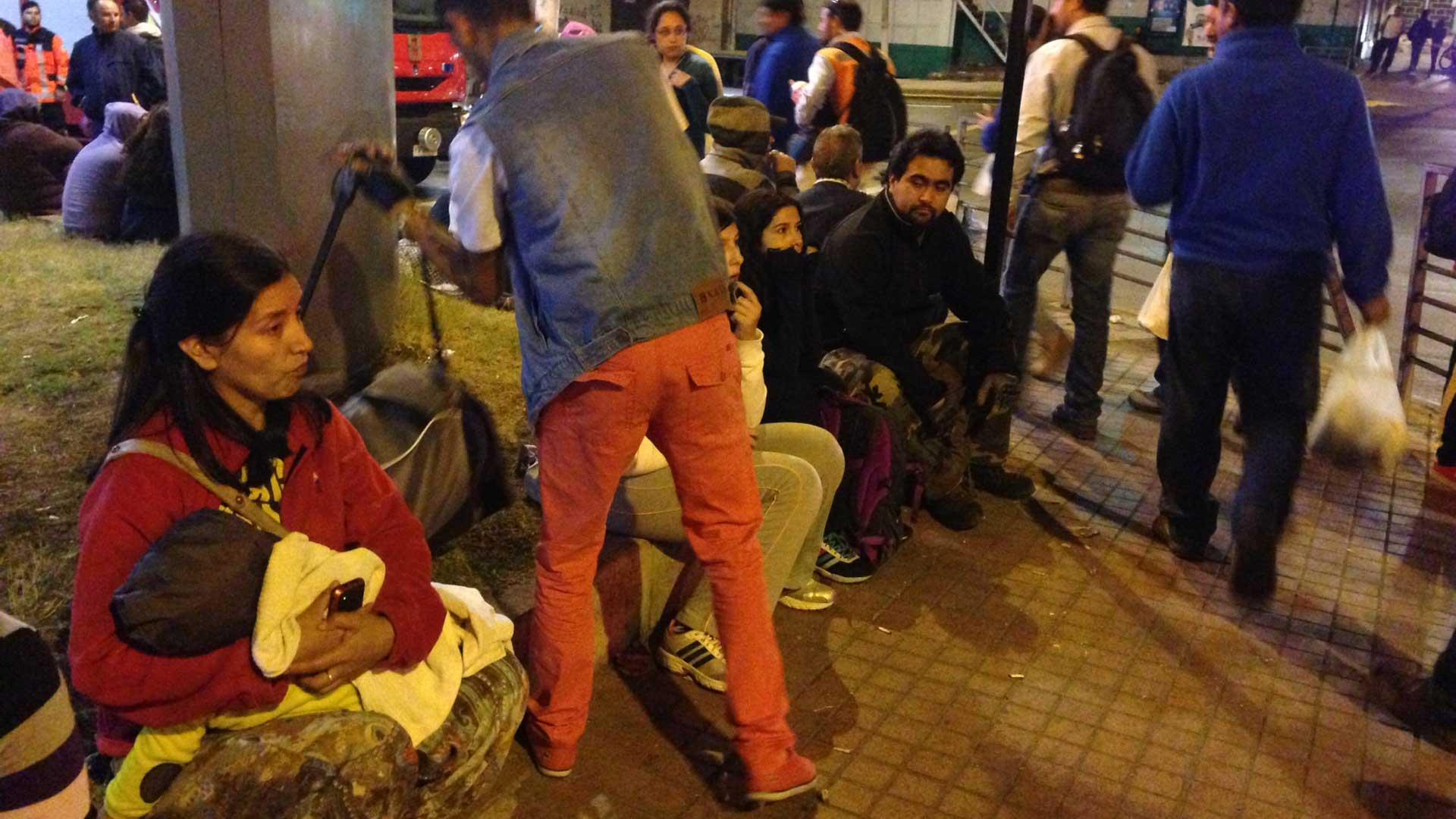 Fotos forte terremoto atinge o chile fotos em mundo g1 for Vivero antofagasta