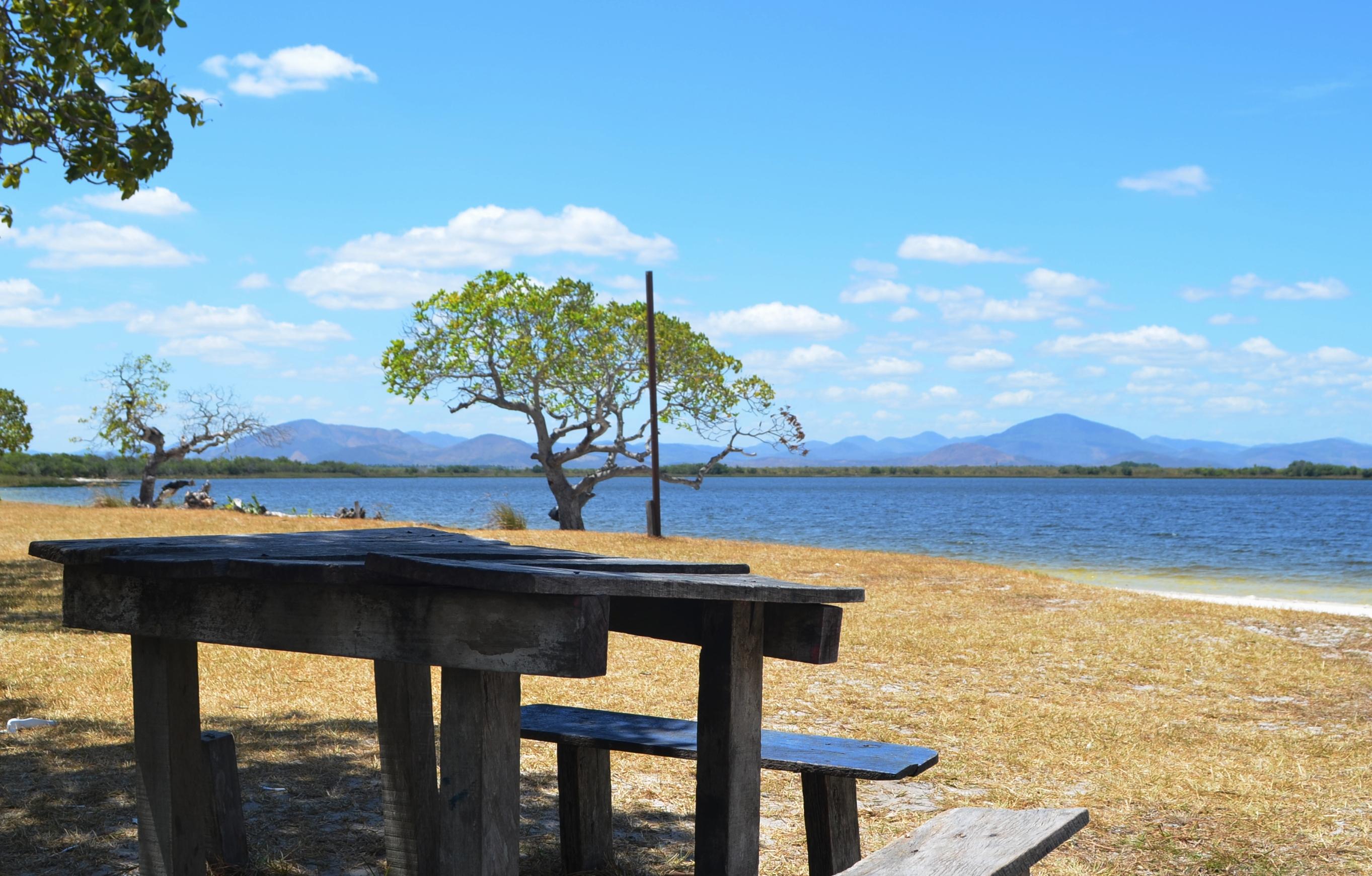 FOTOS: Lago Caracaranã em RR reserva belezas paradisíacas fotos  #0778C4 2726x1742