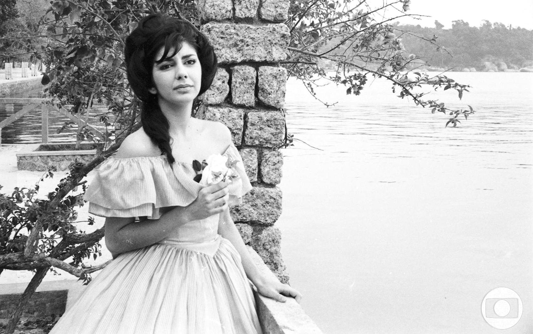 Marília Pêra em 'A Moreninha', em 1965
