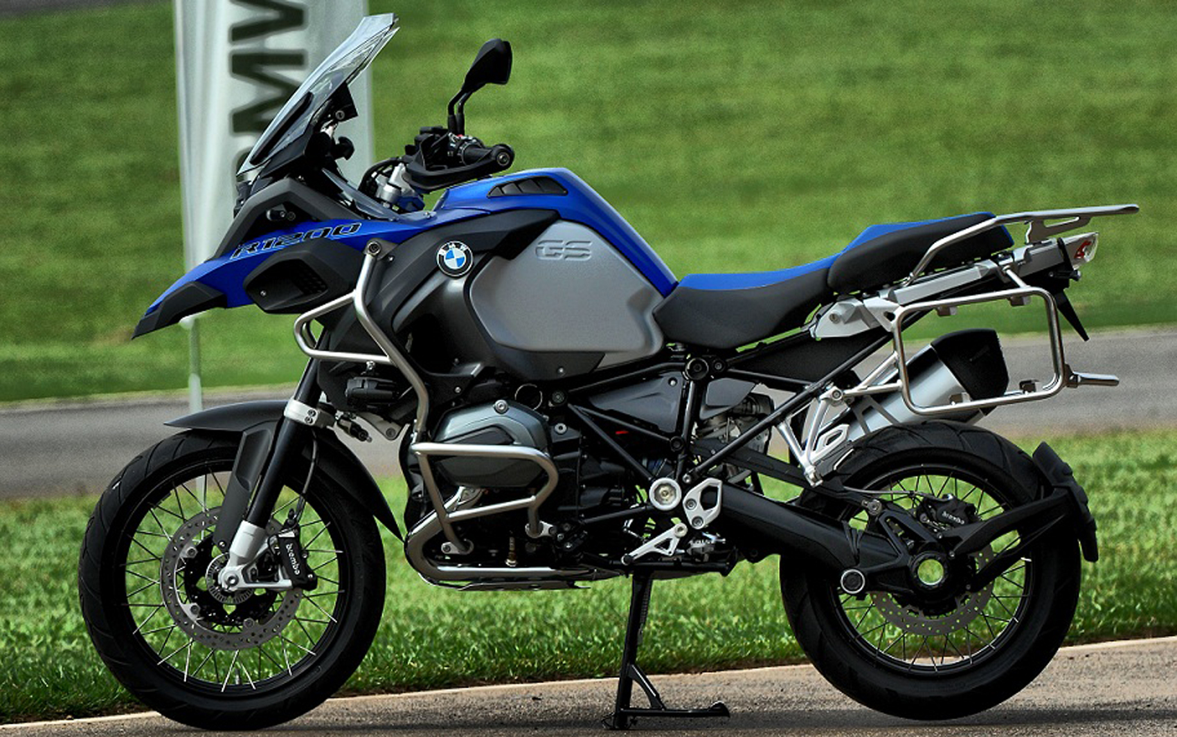 fotos bmw r 1200 gs adventure fotos em motos g1. Black Bedroom Furniture Sets. Home Design Ideas