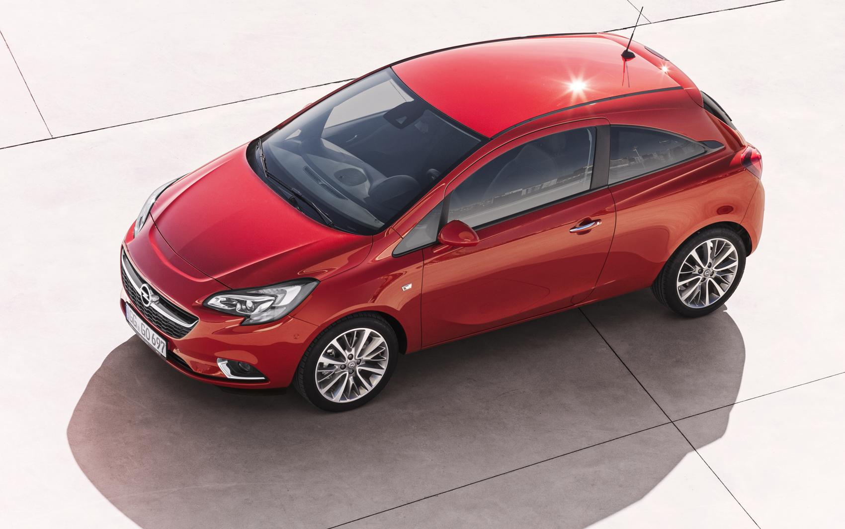 5ª geração do Opel Corsa
