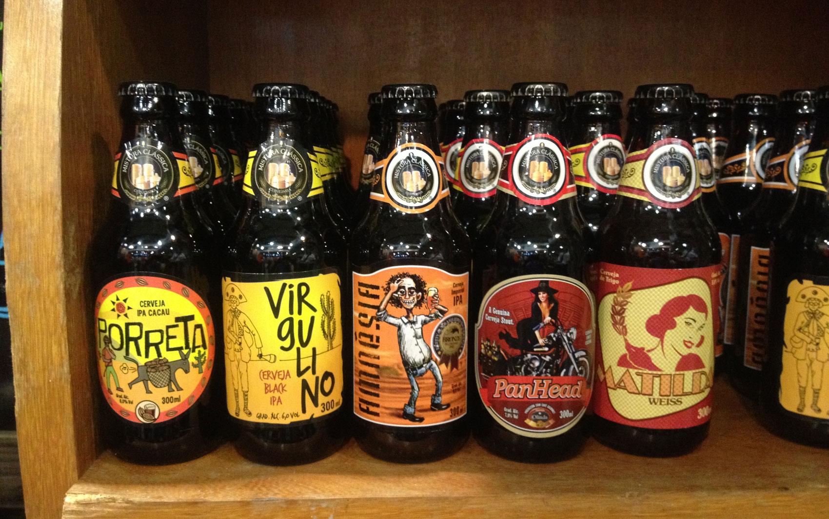Veja as cervejas apresentadas em festival em SP