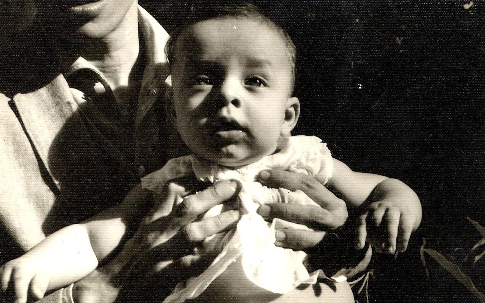 Eduardo Campos bebê