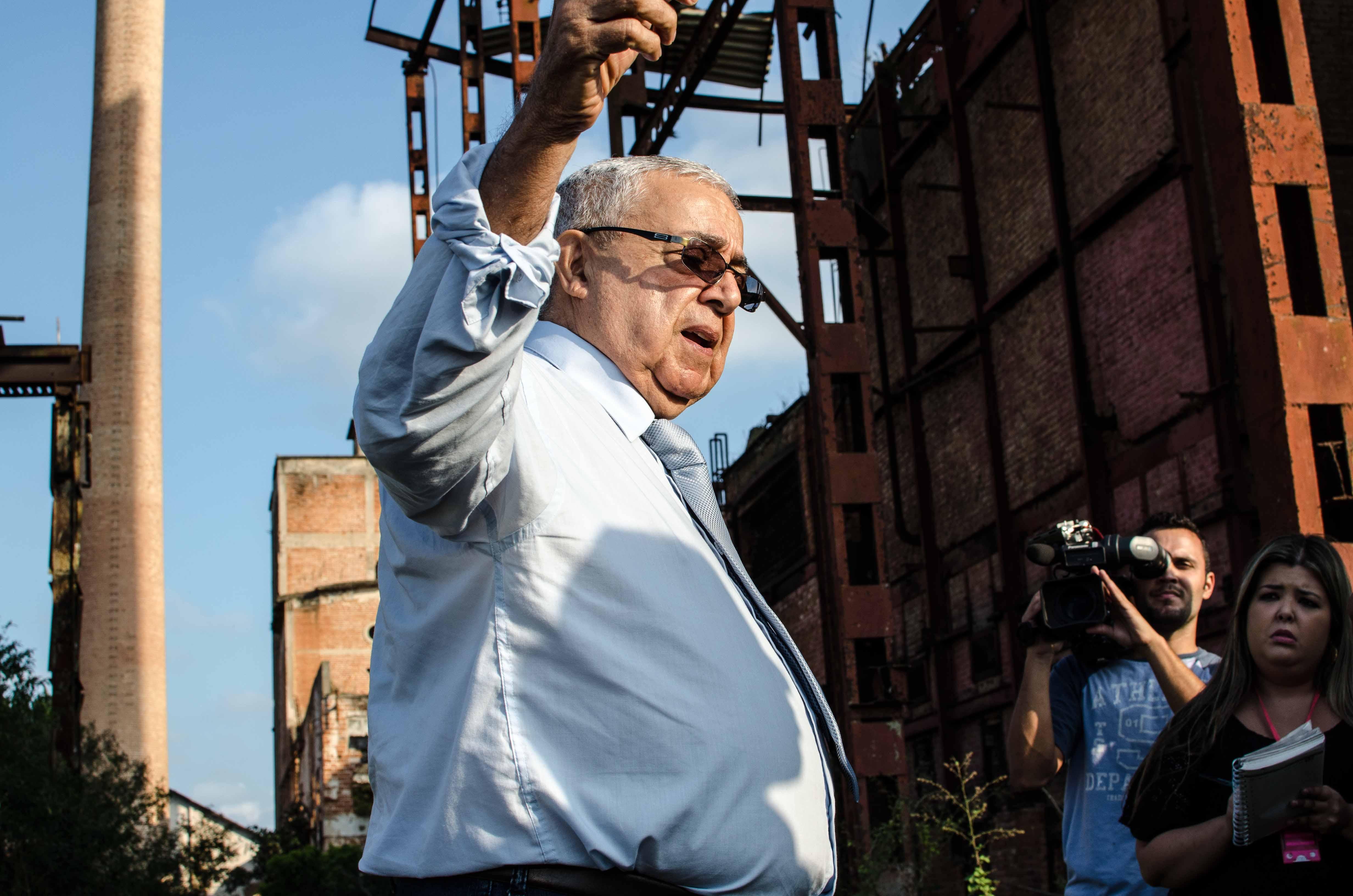 O ex-delegado Cláudio Guerra explicou como os corpos eram incinerados na Usina Cambaíba