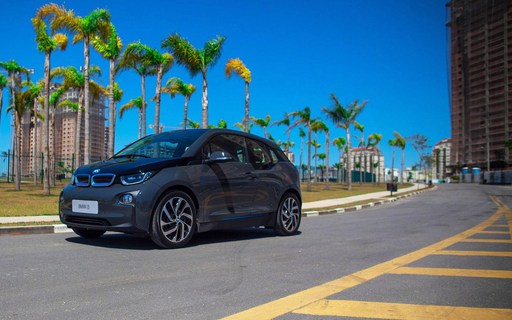 Primeiro carro elétrico de série da BMW, i3 chega ao Brasil a partir de R$ 225.950