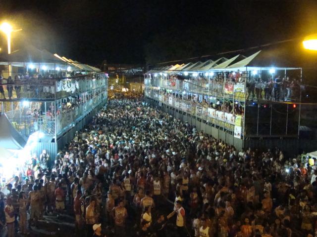 Uma multidão tomou conta de Araçuaí nas três noites do Arafolia