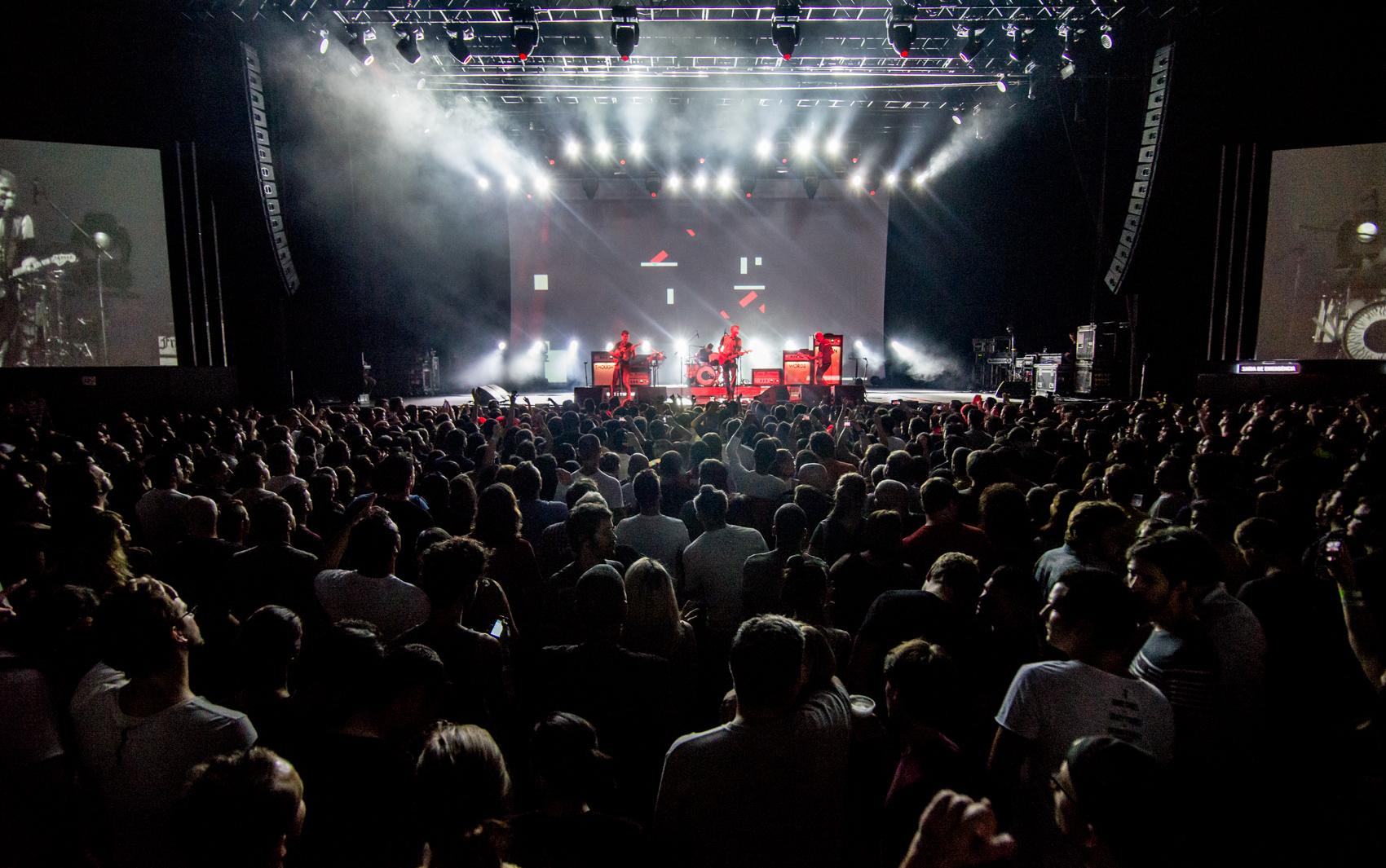 A banda escocesa Franz Ferdinand se apresenta nesta terça-feira (30) no Espaço das Américas, em São Paulo. Sétima apresentação do grupo no país traz hits antigos além de repertório do disco mais recente 'Right thoughts, right words, right action'