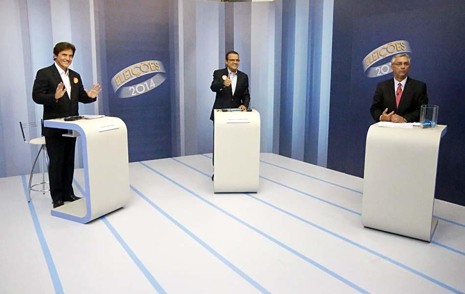 Debate do segundo turno é promovido pela Inter TV Cabugi