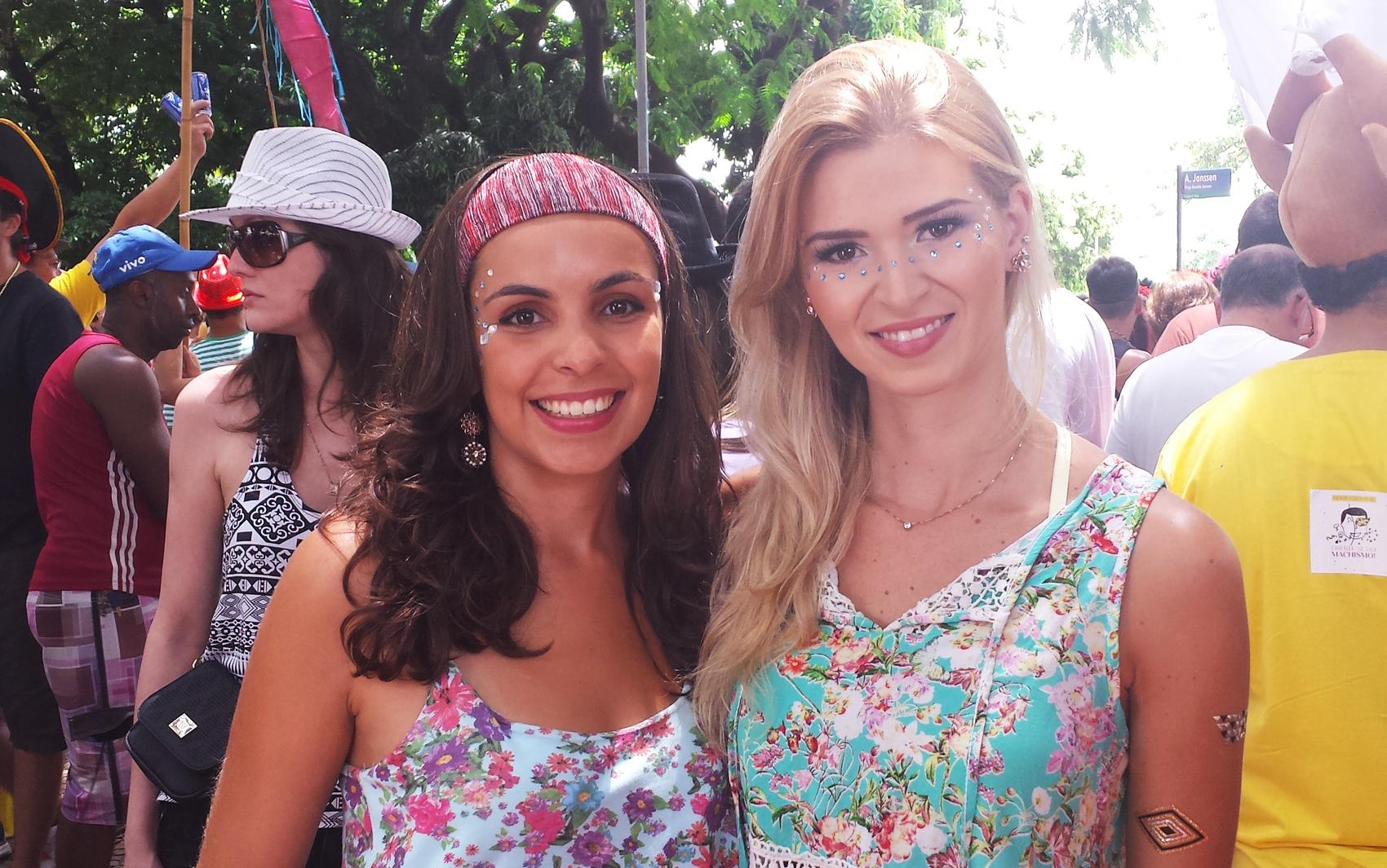 17/02 - As musas anônimas embelezam o carnaval de Belo Horizonte