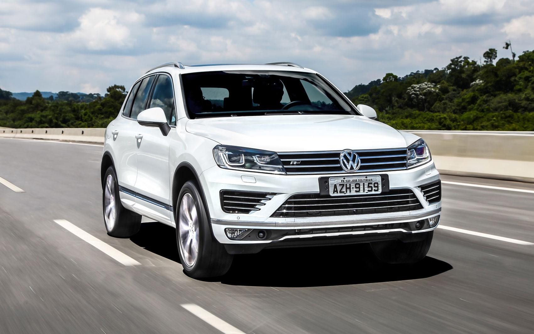 Volkswagen Touareg V8 R-Line 2015