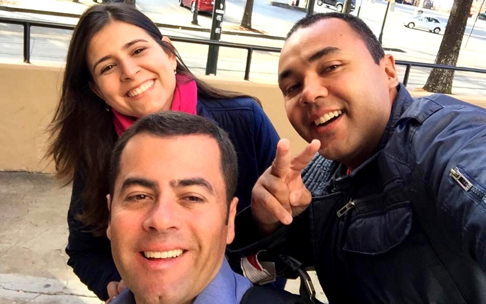 Confira as fotos das gravações do Globo Repórter sobre cansaço