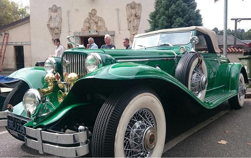 Campos do Jordão recebe neste feriado prolongado um encontro de carros antigos.