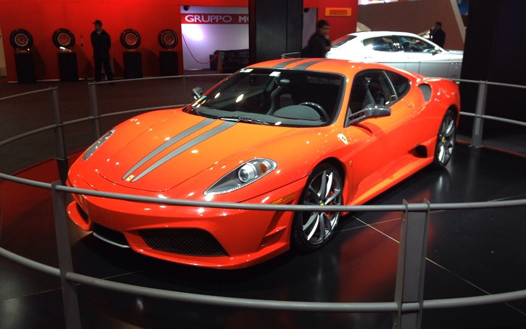 Após ausência no Salão de SP 2014, Ferrari e Maserati têm estande