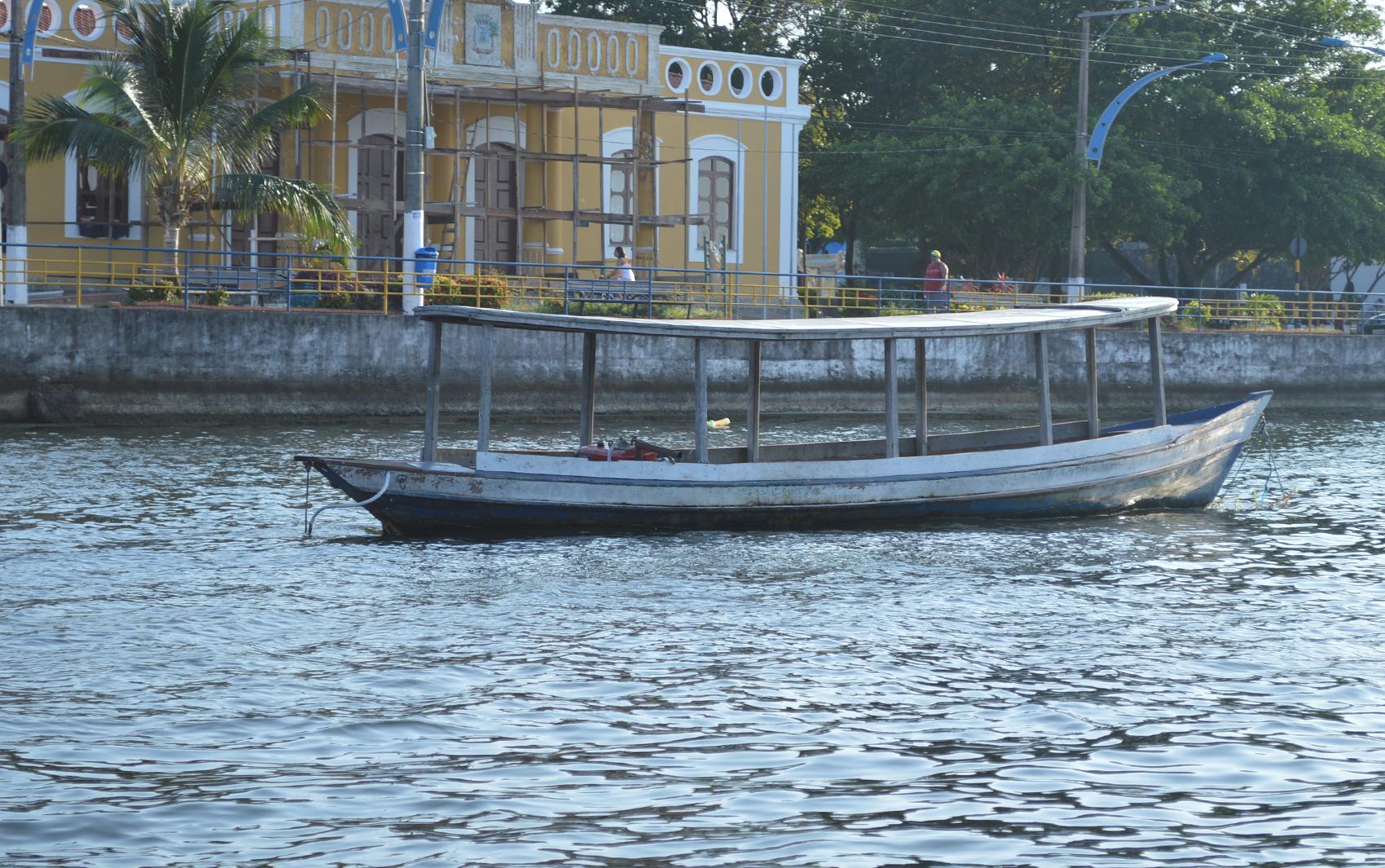Fotos foram feitas durante passeio de Santarém até a região do Ituqui no Rio Amazonas.