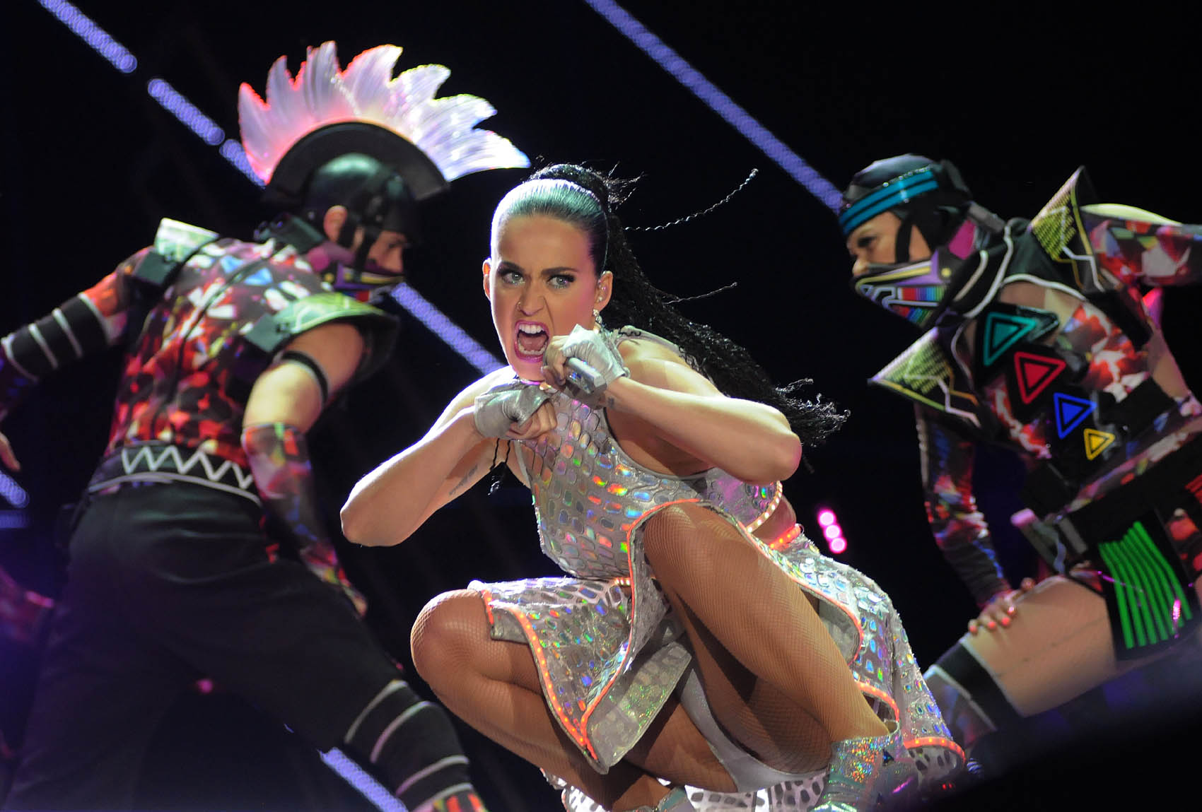 Katy Perry toca no Palco Mundo no último dia do Rock in Rio