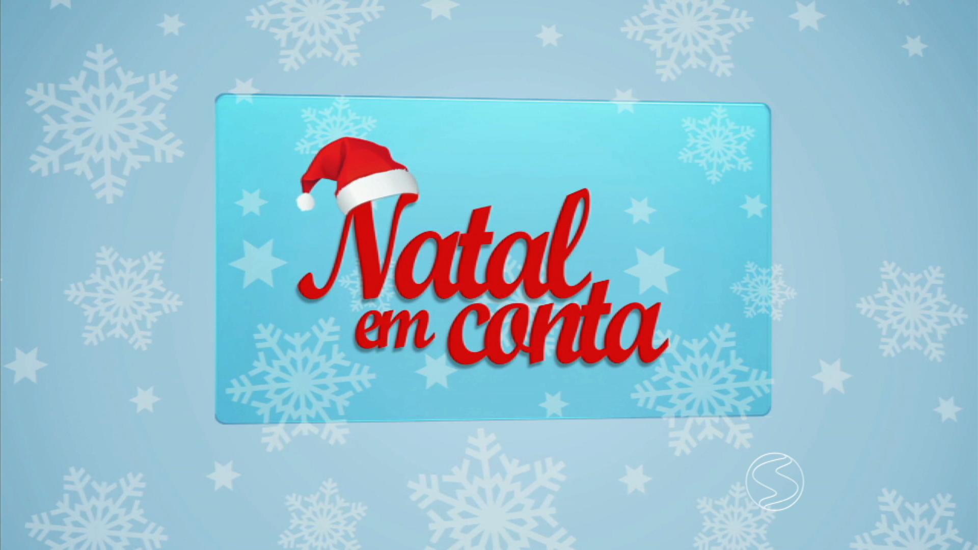 Série Natal em Conta