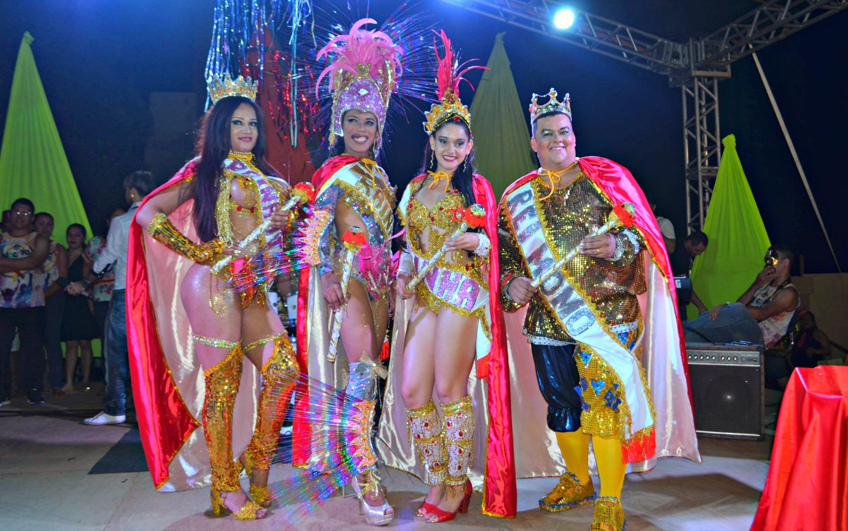 Realeza do Carnaval 2016 foi escolhida nesta sexta-feira (5) em Rio Branco