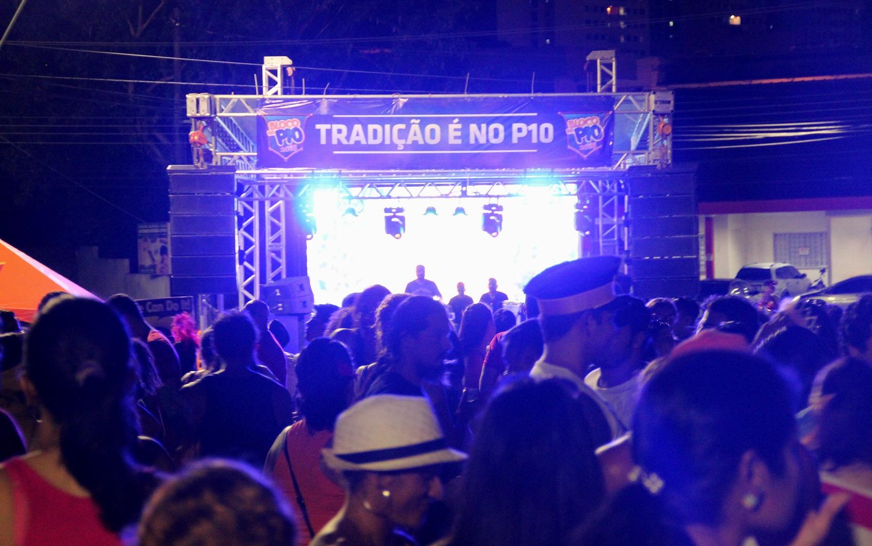 Banda do Parque Dez representa tradição, diz organizador
