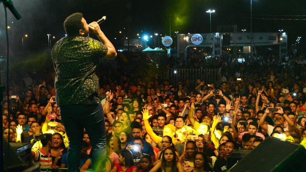09/02 - Prefeitura diz que 54 mil pessoas compareceram ao Palmas Capital da Fé na terça-feira