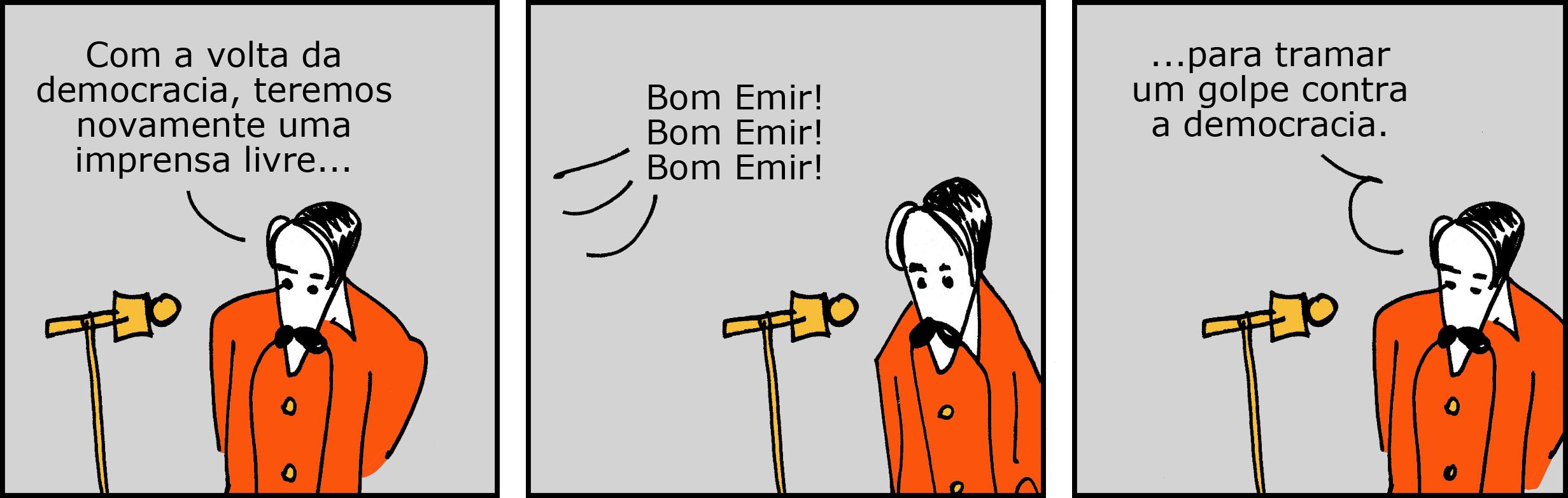Rei Emir – 25/03/2016