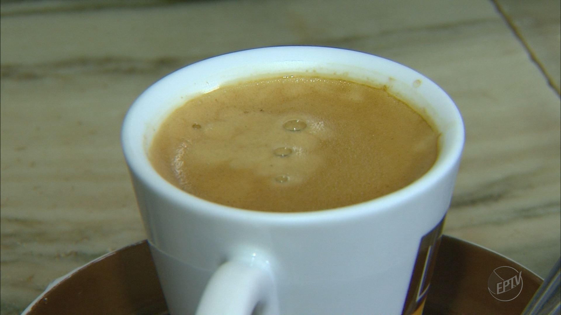 Produtores de café da Alta Mogiana estimam safra recorde de café em 2016 (Foto: José Augusto Júnior/EPTV)