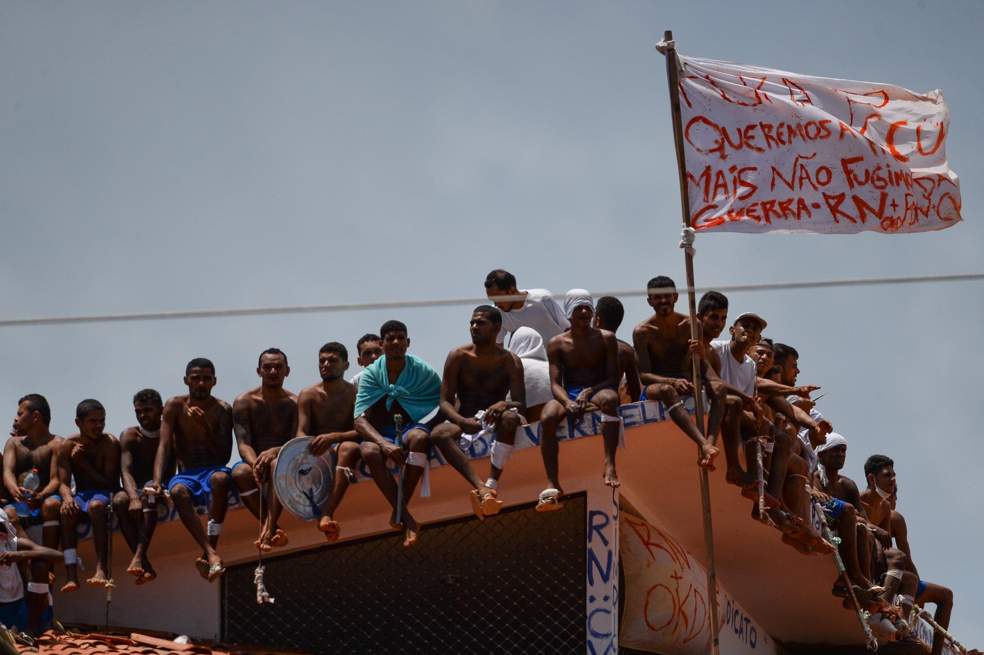 Anistia aponta violações de direitos humanos no Brasil em 2016